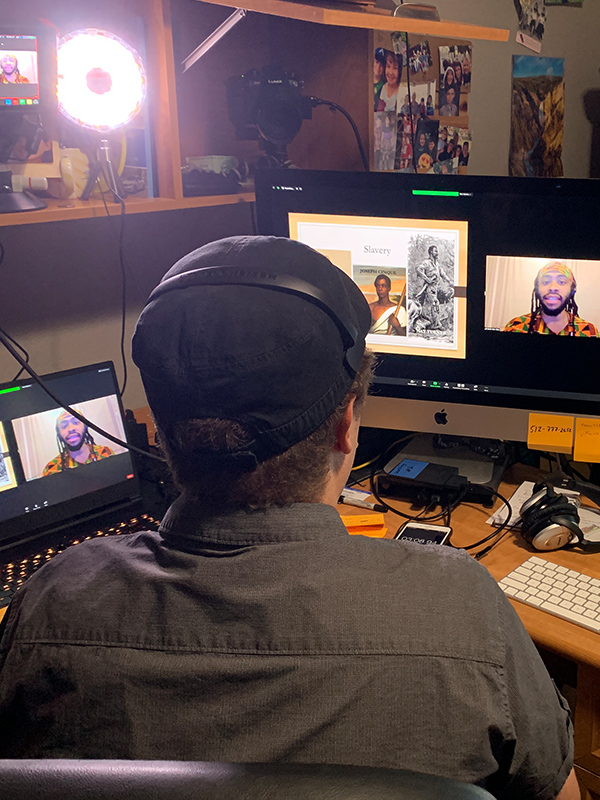webcast zoom